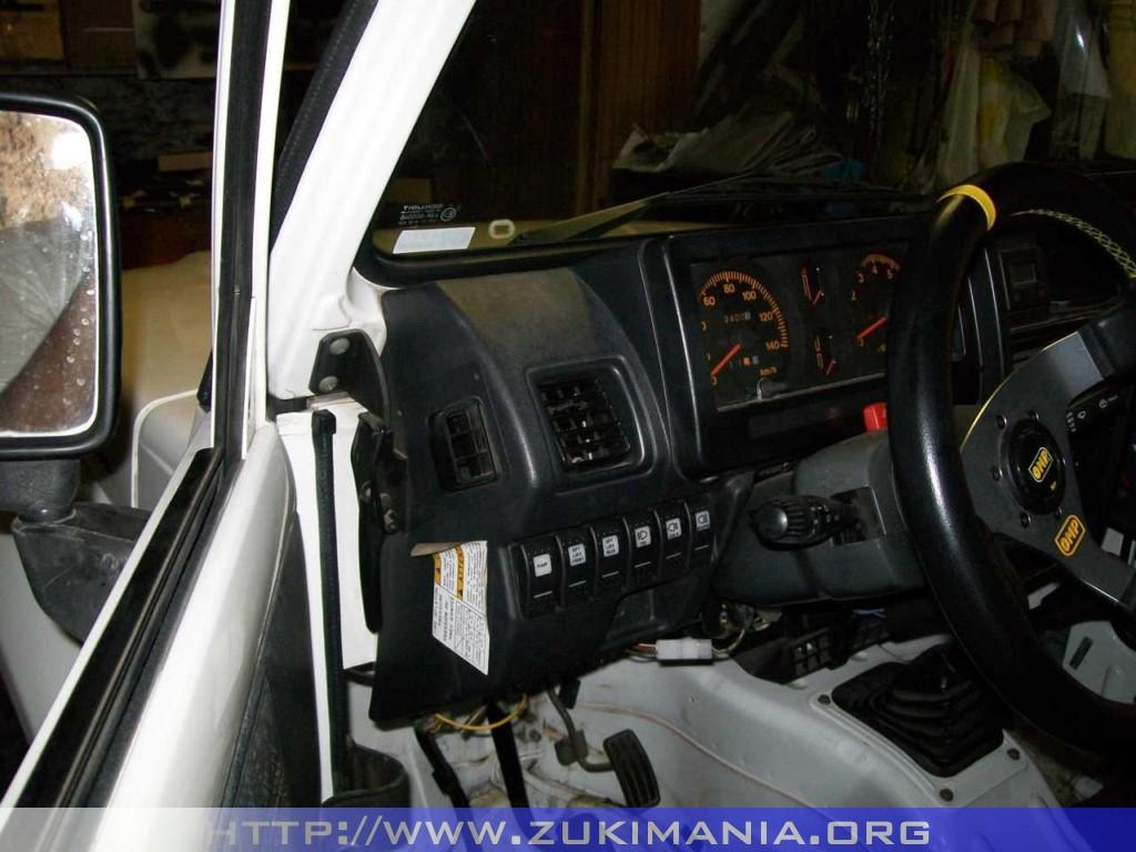 Schema Impianto Elettrico Suzuki Jimny : Zukimania gt forum impianto elettrico arb