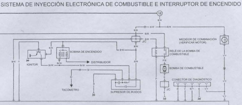 Schema Impianto Elettrico Suzuki Jimny : Schema elettrico peugeot fare di una mosca